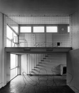 Haus am Greifensee Innenraum 1, Museum für Gestaltung, Designsammlung, ZHdK©ZHdK